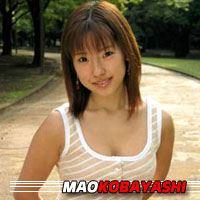 Mao Kobayashi  Actrice