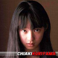 Chiaki Kuriyama  Actrice