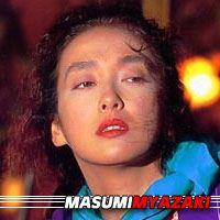 Masumi Miyazaki  Actrice