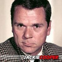 Jackie Cooper  Acteur