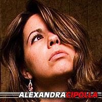 Alexandra Cipolla  Actrice