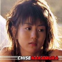 Chise Nakamura  Actrice