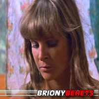 Briony Behets  Actrice