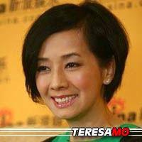 Teresa Mo  Actrice