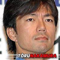 Tôru Nakamura  Acteur
