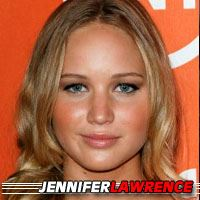 Jennifer Lawrence  Actrice
