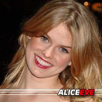Alice Eve  Actrice