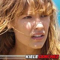 Kiele Sanchez  Actrice
