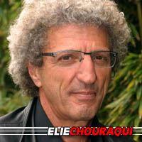 Elie Chouraqui  Scénariste
