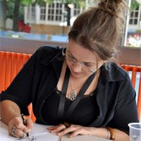 Alexe  Dessinatrice, Coloriste
