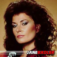 Jane Badler  Actrice