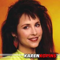 Karen Kopins  Actrice