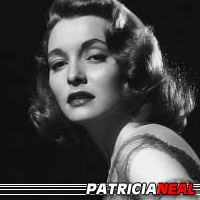 Patricia Neal  Actrice