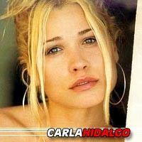 Carla Hidalgo  Actrice
