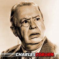 Charles Coburn  Acteur