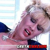 Greta Carlson  Actrice