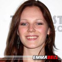 Emma Bell  Actrice