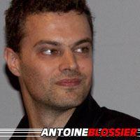 Antoine Blossier  Réalisateur, Scénariste