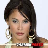 Carmen Perez  Actrice