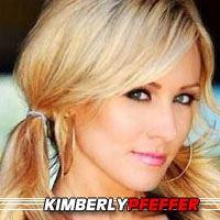 Kimberly Pfeffer  Actrice