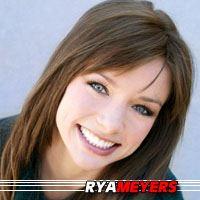 Rya Meyers  Actrice
