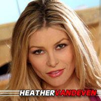 Heather Vandeven  Actrice