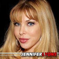 Jennifer Lyons  Actrice