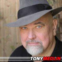 Tony Medlin  Acteur