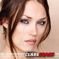 Clare Grant  Actrice