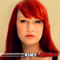 Ruby LaRocca  Actrice