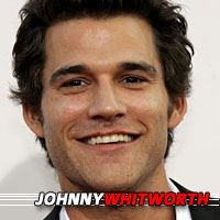 Johnny Whitworth  Acteur