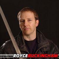 Royce Buckingham  Auteur