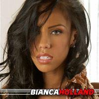 Bianca Holland  Actrice