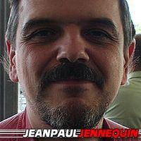 Jean-Paul Jennequin  Auteur