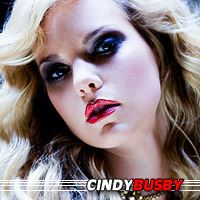Cindy Busby  Actrice