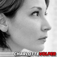 Charlotte Volper  Auteure