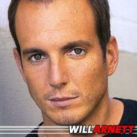 Will Arnett  Producteur exécutif, Acteur, Doubleur (voix)