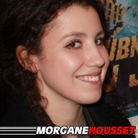 Morgane Housset  Actrice