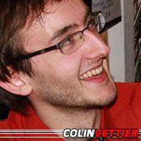 Colin Vettier  Scénariste