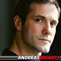 Andreas Beckett  Acteur