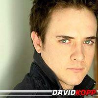 David Kopp  Auteur, Acteur