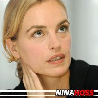 Nina Hoss  Actrice