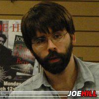Joe Hill  Auteur, Scénariste