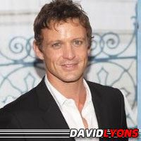David Lyons  Acteur