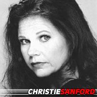 Christie Sanford  Actrice