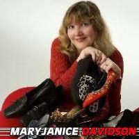 Maryjanice Davidson  Auteure