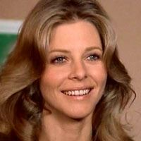 Lindsay Wagner  Actrice