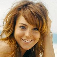 Lindsay Lohan  Actrice
