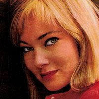 May Britt  Actrice