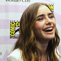 Lilly Collins  Actrice